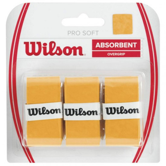 Покривен грип Wilson Pro Soft Overgrip