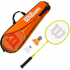 Комплект за бадминтон за деца Wilson Badminton Junior Gear Kit