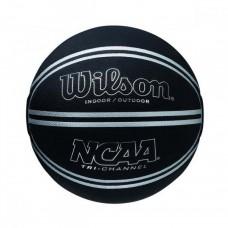 Баскетболна топка Wilson NCAA TRI-CHANEL
