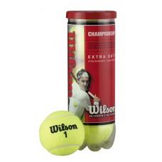 Тенис топки Wilson Championship pressure 3 ball
