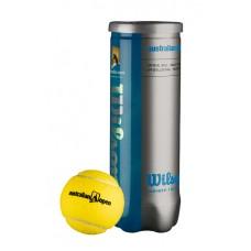 Топки за тенис Wilson Australian open 3 ball