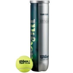 Топки за тенис Wilson Tour club 4pk