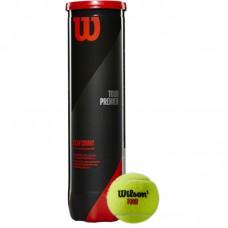 Тенис топки Wilson Premier Tour Clay 4 ball