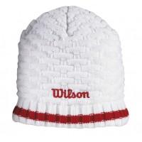 Зимна шапка Wilson Urban Beanie white