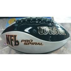 Топка за американски футбол Wilson NFL Mini Chrome junior