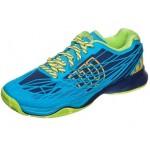 Мъжки маратонки за тенис Wilson Kaos All court navy wil/scuba blue