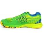 Мъжки маратонки за тенис Wilson Kaos Clay Court Gr/Peppermint/Blue