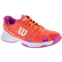 Детски маратонки за тенис Wilson RUSH PRO