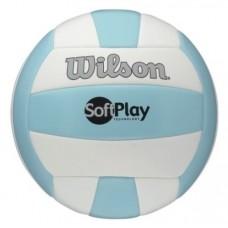 Топки за волейбол Wilson Soft play различни цветове