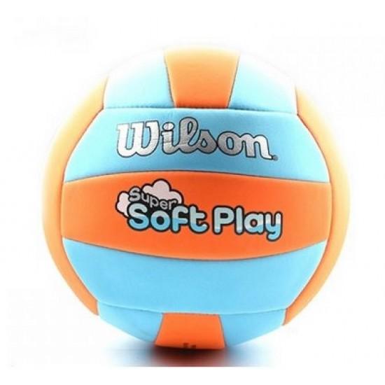 Топки за волейбол Wilson Super Soft play различни цветове