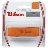 Основен грип от естествена кожа Wilson Premium Leather grip