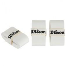 Отлично прилепващ покривен гриф Wilson Pro Overgrip white