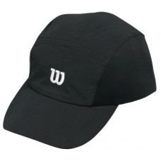 Шапка Wilson Rush stretch woven cap black