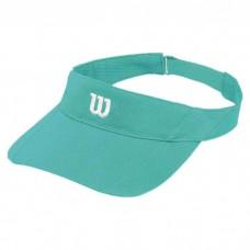 Козирка за тенис Wilson Rush Knit Visor ultralight aruba blue