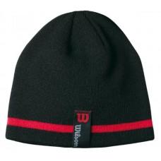 Зимна шапка Wilson Beanie Black