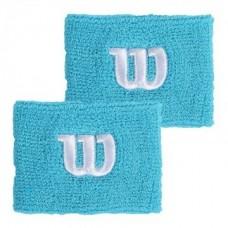 Накитници Wilson W wristband scuba blue