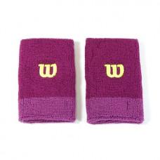 Накитници Extra Wide Wristband Wilson Purple/Boyse
