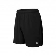 """Мъжки къси панталонки за тенис Wilson Rush 7""""woven short"""