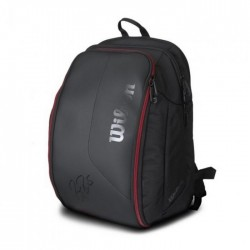 Раница за тенис Wilson Federer DNA backpack black
