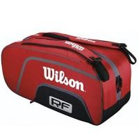 Сак за тенис WILSON ROGER FEDERER TEAM 12PK BAG RED
