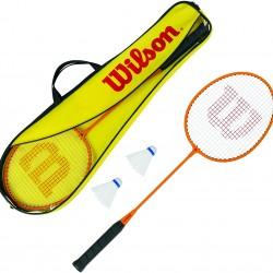 Комплект за бадминтон Wilson Badminton Gear Kit 2pc