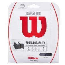 Кордаж за тенис Wilson Revolve Spin 1.25mm