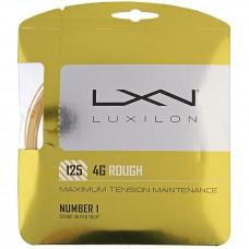 Кордаж за тенис Luxilon 4G Rough 1.25mm