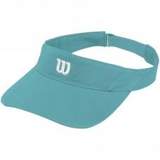 Козирка за тенис Wilson Rush Knit Visor ultralight aqua