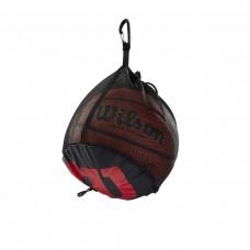 Калъф за топка Wilson Single basketball bag