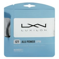 Кордаж за тенис Luxilon ALU Power Spin 1.27mm