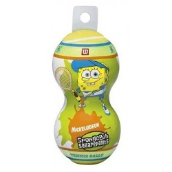 Детски тенис топки Wilson Sponge Bob tennis balls