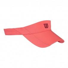 Козирка за тенис Wilson Rush Knit Visor ultralight paradise pink
