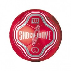 Футболна топка Wilson Shockwave red