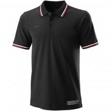 Мъжка памучна тениска с яка Wilson Men's Since 1914 Pique Polo различни цветове